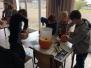 1e en 3e graad maakten werk van hun pompoenen. Kijk maar mee (okt. 2016)