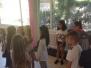 1ste schooldag: 2de graad