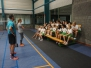 Initiatie badminton 2e + 3e graad