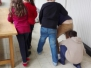 Lente in de klas
